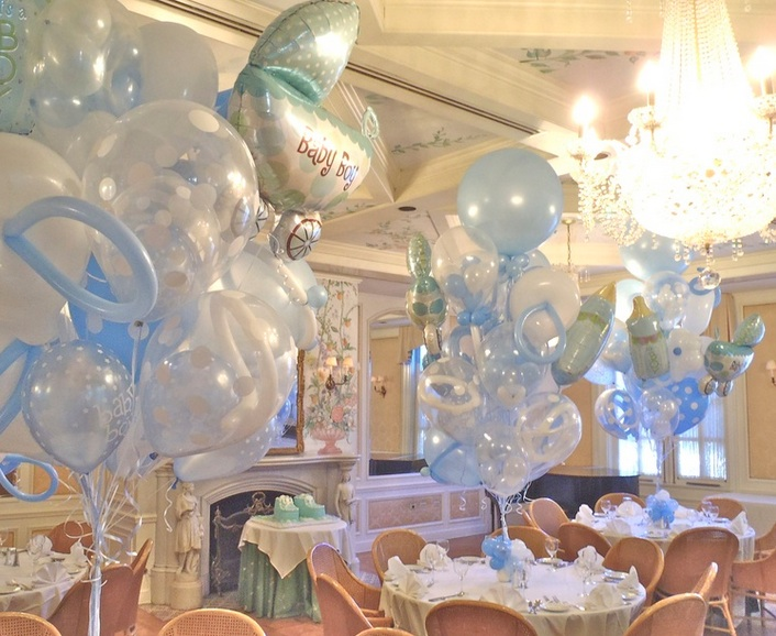 Baby Shower Party Planning Boy