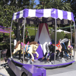 merry go round rides Los Angeles