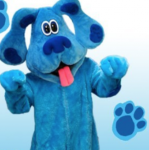 #bluesclues
