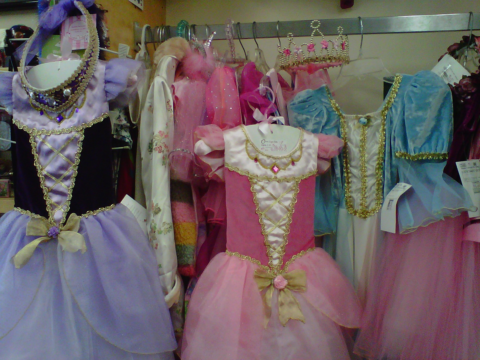 Princess Party Dress Up | Fairytale Princess Party Dress ... - photo#7