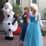 frozen-theme-party-characters