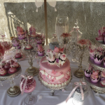 princess-theme-cake-tables