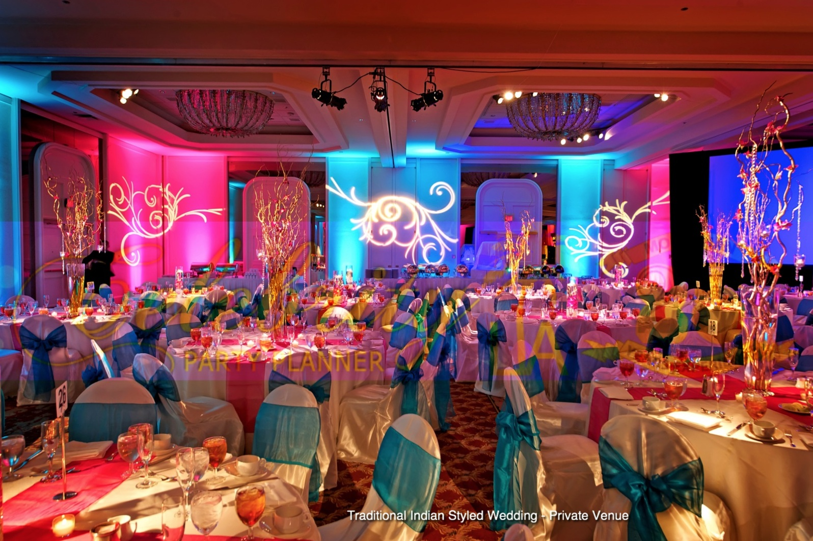 Celebrity Wedding Planners in Dubai - Jovial Events