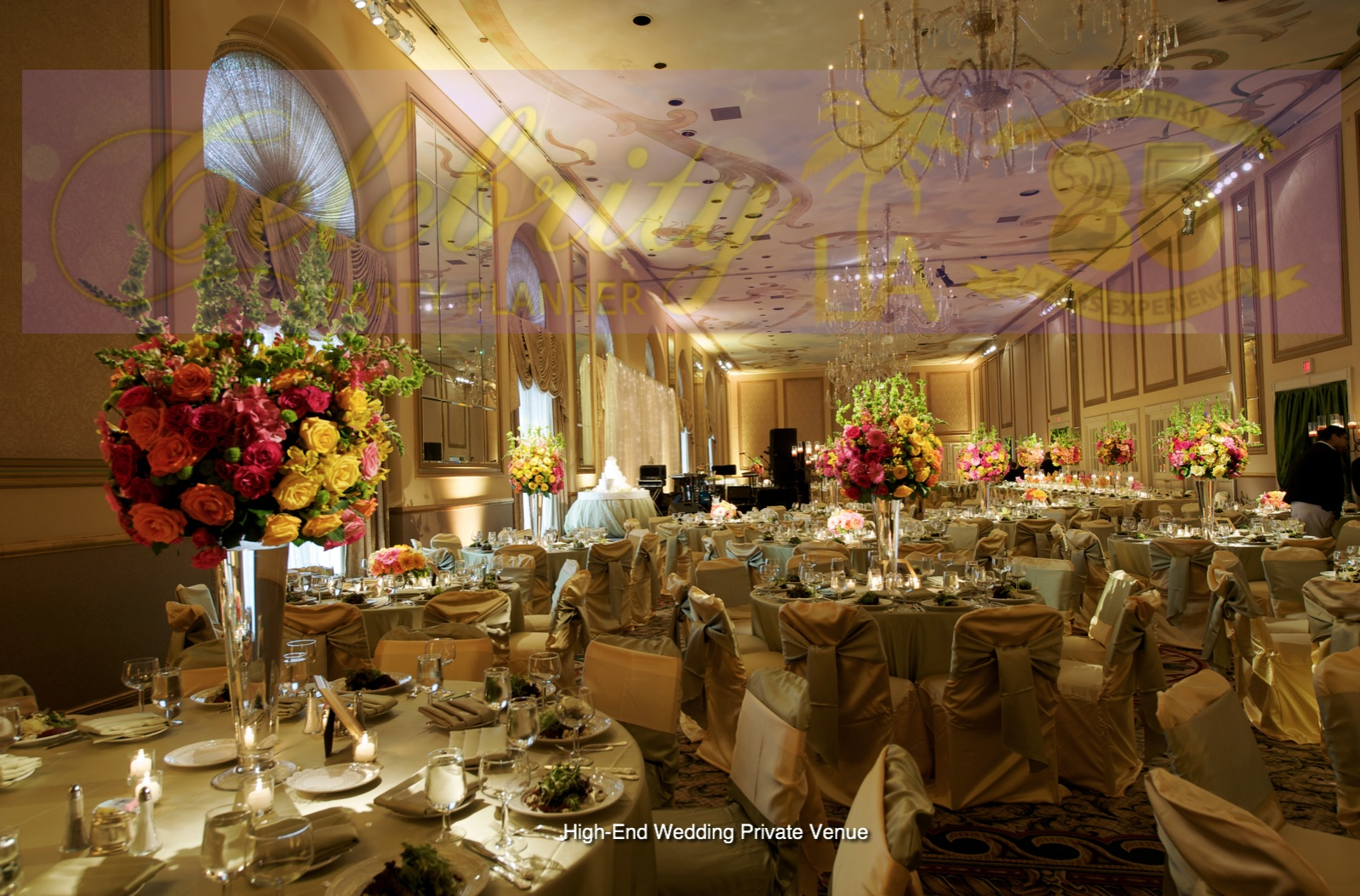 Best Celebrity Event Planner in Los Angels Center of ...
