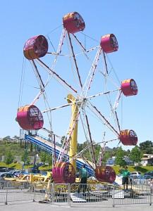 8.Basket.Ferris.Wheel.Rides
