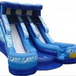Double.Water.Slide