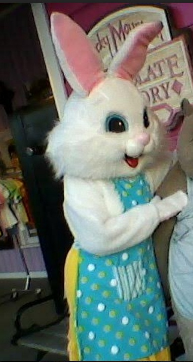 Easter Bunny Characters For Hire The Best Easter Bunny