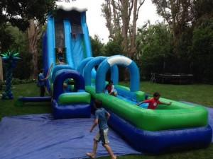 Giant.Water.Slide.Combo