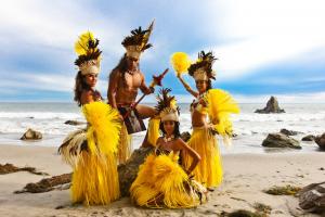 Polynesian.Dancers