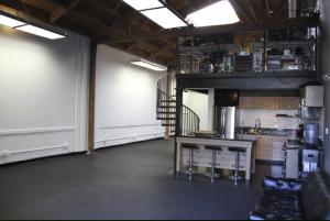 Small Party Loft Venue - Brian (max. occupancy 50)