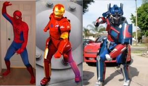 Superhero.Characters
