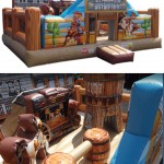Western.Theme.Toddler.Bouncer