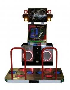Dance-Revolution-arcade-game-rental
