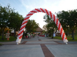 Grand Opening Events Balloon Arches