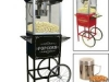 Popcorn Carts for parties Los Angeles