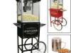 Popcorn Carts for parties Los Angeles