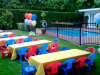 kids tables & chairs rentals Los Angeles