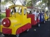 trackless train rides Los Angeles