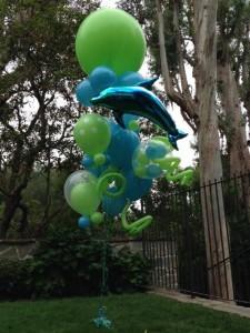 #dolphinballoonbouquets