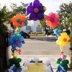 #whimsicalballoonarch