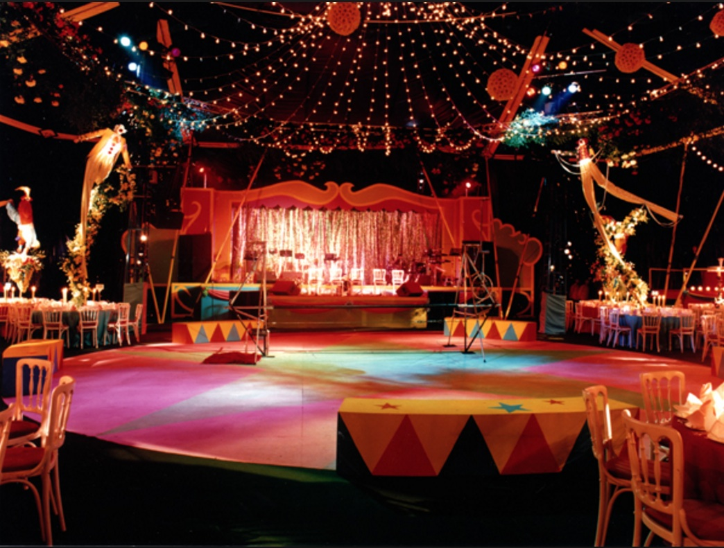 Carnival circus party themes carnival theme parties for Event planning ideas parties