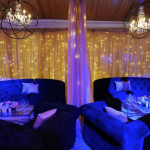 Twilight Lounge Decor`