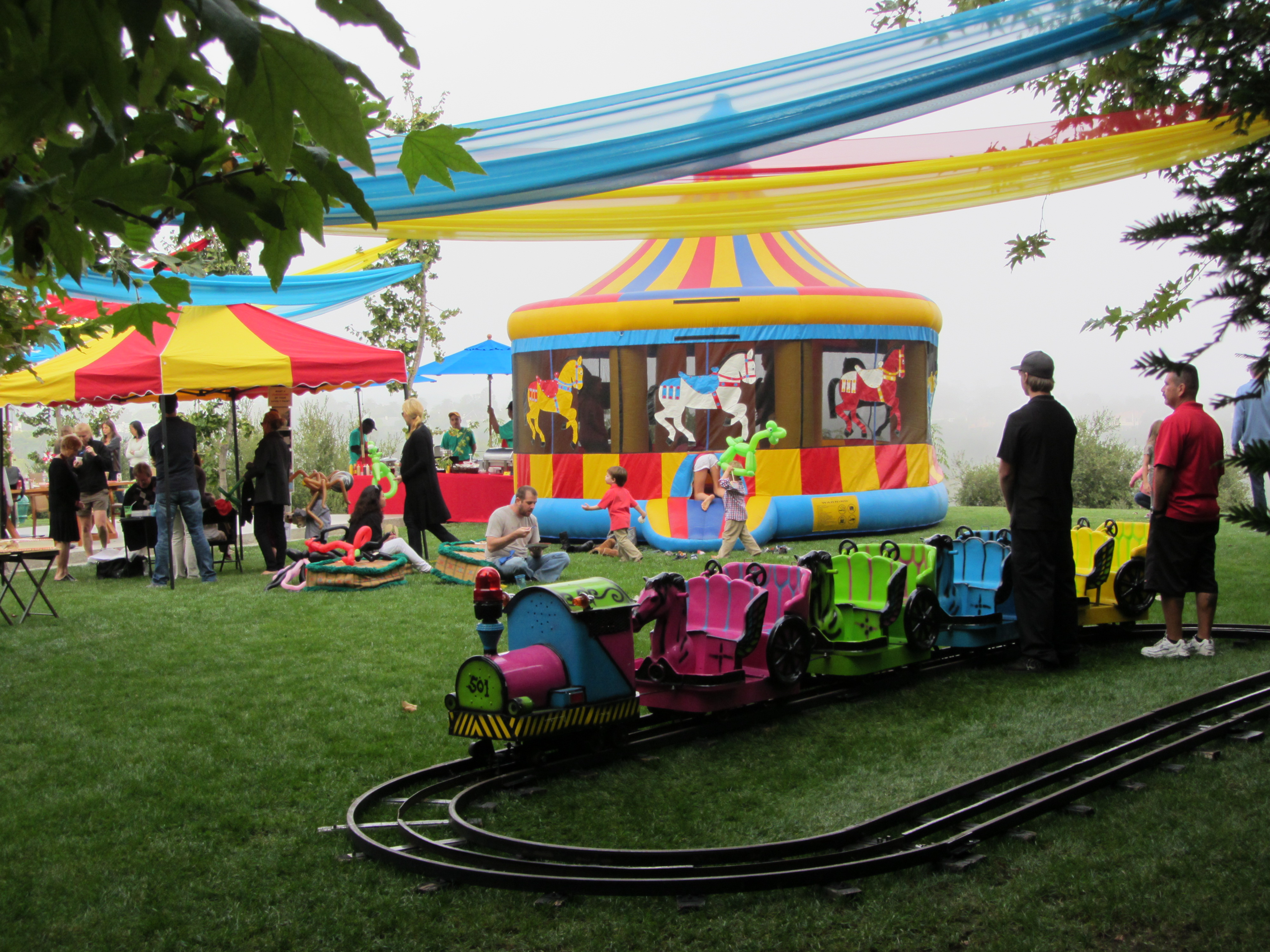 Carnival Circus Party Themes Theme Parties